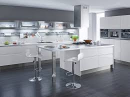 cuisine blanche laquee cuisine equipee blanc laquee 12 minimal kitchen ideas lzzy co