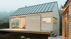 Small Home Design A Tiny Cabin Compound In An Old Quarry By Go Logic Amazing Small