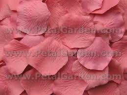 silk petals petal garden silk petals mauve