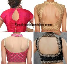 blouse patterns blouse patterns back neck blouse styles