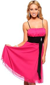 pink and black bridesmaid dresses good dresses