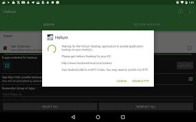 android helium back up your android saves with helium