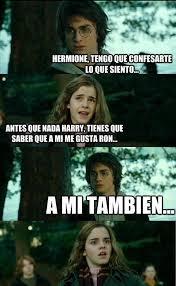 otra divertida selecci祿n de memes sobre la saga de harry potter