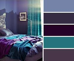 home decor color combinations endearing purple and blue bedroom color schemes and 20 home decor