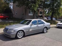 mercedes s500 amg for sale sell used 1992 mercedes s500 amg jdm w140 with only 30400