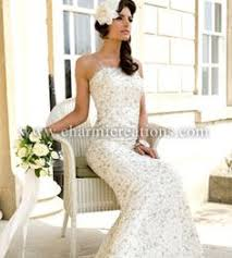 uk wedding registry ws10 white registry wedding gown with pearl embroidery low back