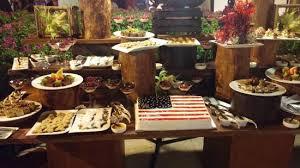 thanksgiving dessert buffet picture of secrets riviera
