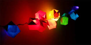 Diy Lantern Lights How To Make Paper Lanterns With Lights