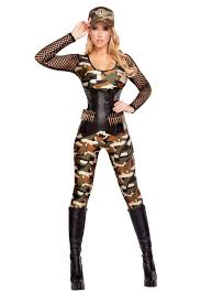 ladies halloween costumes army soldier woman costume 111 99 the costume land