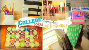back to college dorm room organization ideas diy