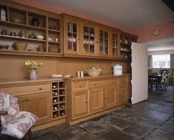 oak kitchen wall cabinet with glass doors print of pine wood units and wall cupboards with glass doors in eighties country kitchen with