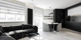 black and white home interior black white home design castle home