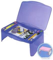 Laptop Knee Desk by Deluxe Folding Lap Desk Walmart Com