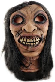 tootpado realistic latex rubber butcher face mask 1a259