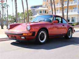 1990 porsche 911 red 1984 porsche 911 for sale on classiccars com