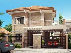 Modern Two Story House Plans Two Story House Plans Series Php 2014007 Pinoy House Plans