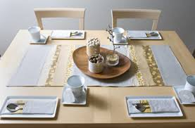 Casual Table Setting Modern Table Settings Ideas Homes Gallery