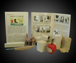 beginner wood carving kit dudeiwantthat com