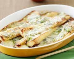 cuisiner des panais marmiton recette gratin de panais pommes de terre sur lit de lardons