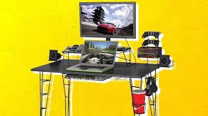 the best pc gaming computer desks gadgetrio