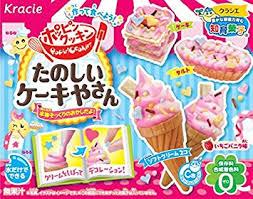 kracie popin u0027 cookin u0027 diy candy kit cream cake amazon co uk toys