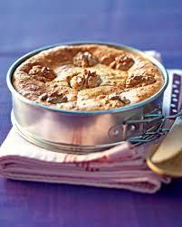 cuisine brousse recette gâteau à la brousse et aux noix