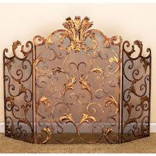 fireplace screens fireplace accessories at bellacor leaders in