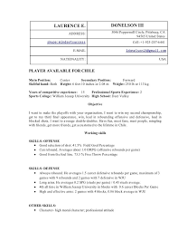 sample resume for professional coach professional resumes