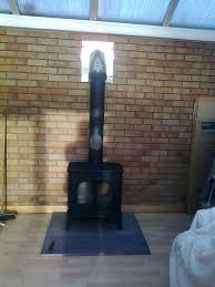 wood fireplace chimney pipe flue burner ideas stove dampers damper