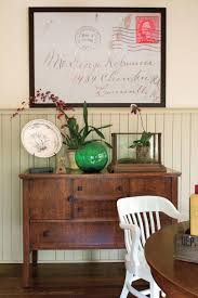 Vintage Look Home Decor by Craftsman Style Home Decorating Ideas Southern Living