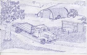 marketing pencil drawings yesterday u0027s tractors
