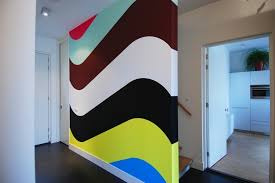 Bedroom Painting Design How To Paint Stripes On A Wall So Far This One Has Been The Most