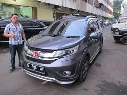 mobil honda brv performa meningkat drastis honda brv 1 5 with racikan simota
