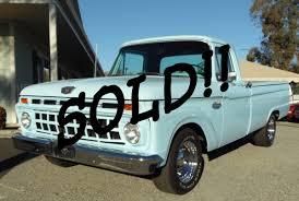 1965 ford f100 pickup
