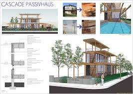 post and beam house plans floor plans drkdesign work modern vancouver houses