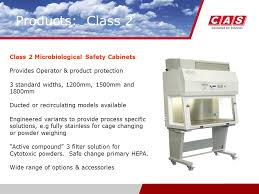 Class 2 Microbiological Safety Cabinet Standard And Engineered Clean Air Solutions Tailored To Your