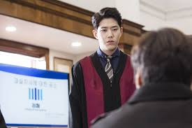 Seeking Judge Yeon Woo Jin And Dong Ha Get Into Character The Of