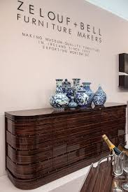 Curved Sideboard Eye Catching Accent Cabinets Glamorous Homes Crave For