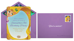 plan a dreamy tangled birthday party