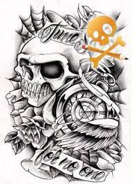 skull half sleeve tattoo designs half sleeve for a tattoo by