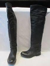 s knee boots uk bertie 100 leather knee s boots ebay