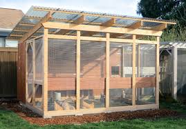 introducing the garden loft large walk in chicken coop and run