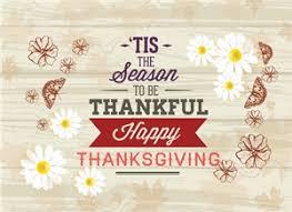 happy thanksgiving logo vector eps free