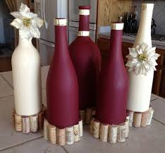 How To Decorate A Wine Bottle For A Wedding 9140
