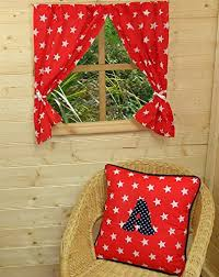 Playhouse Curtains Kids Playhouse Curtains Floral Summer Includes Fittings