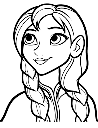 frozen anna coloring pages printable coloringstar