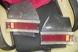68 chevelle tail lights purchase 1958 mercury stop tail light l lens nors motorcycle in