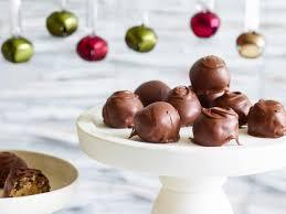 trisha u0027s chocolate chip cookie dough balls 12 days of cookies
