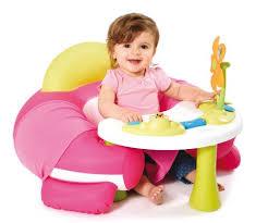 siège gonflable smoby cotoons cosy seat jeux d éveil fnac