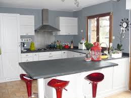 cuisine equipee blanche cuisine equipee grise maison moderne équipée blanc et ikea pretty